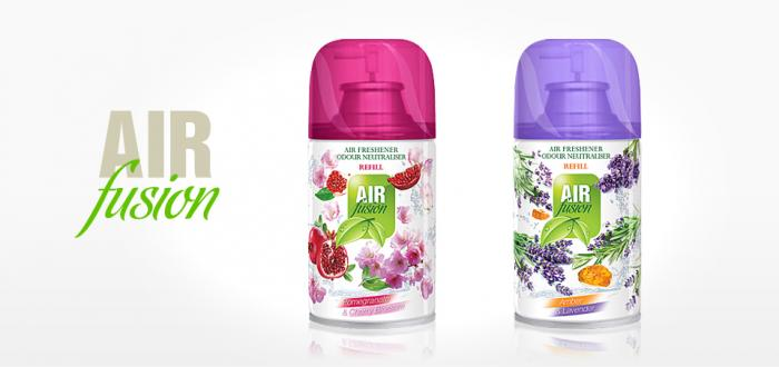 Air Fuison Air Freshener Refill 260ml