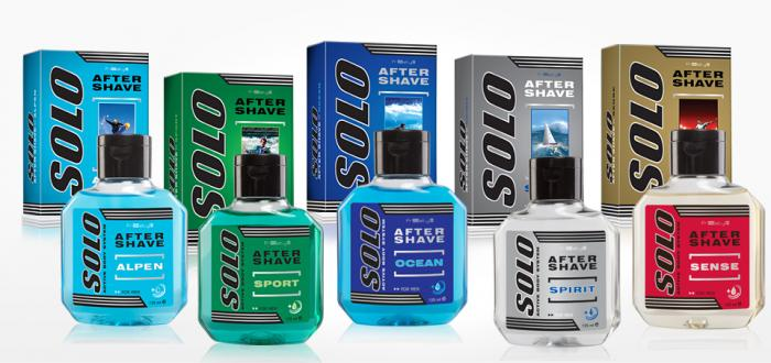Solo After shave 125 ml