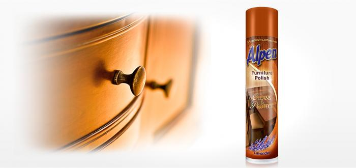 Alpen Furniture Polish 300 ml