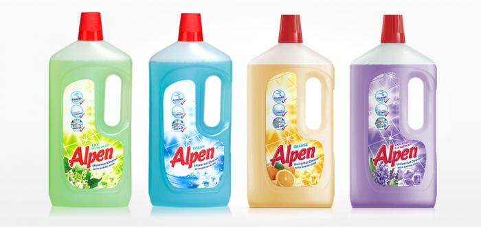 Alpen Universal Cleaner 1000 ml