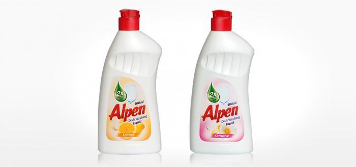 Alpen Liquide vaisselle 500 ml