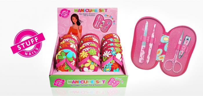 STUFF Set de manicura
