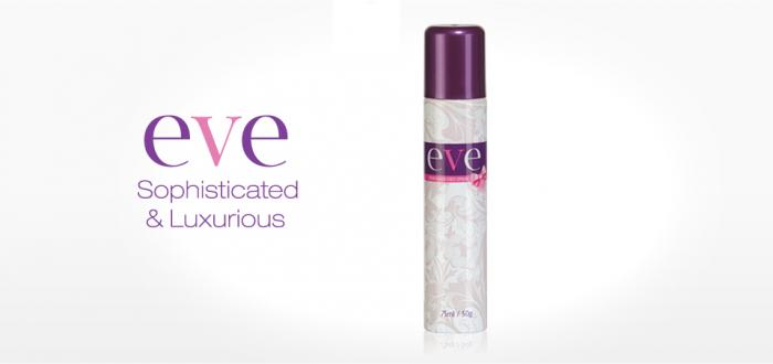 Eve Spray para el cuerpo de 75ml