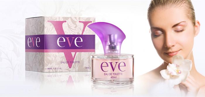 Eve Eau de Toilette 40 ml
