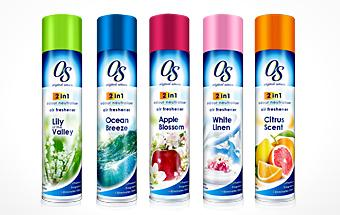 OS Air Freshener 300 ml