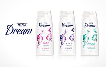 Rica Dream Shower gel 200ml