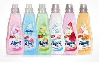 Alpen Suavizante 1000 ml