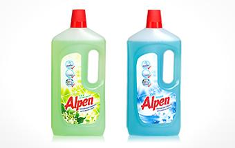 Alpen Limpiador Universal 1000 ml