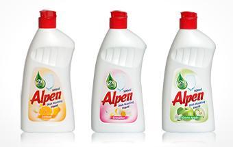 Alpen líquido para lavar platos 500 ml