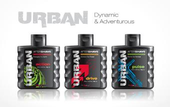URBAN After shave 100 ml