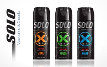 Solo XTREME Déodorant 200 ml