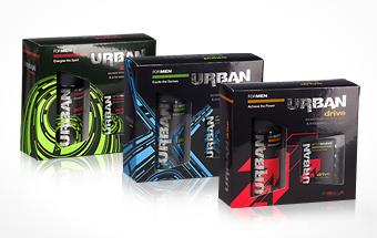 Urban Coffret- cadeau Déodorant 150 ml & Après-rasage 100 ml