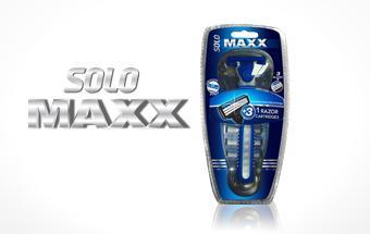 SOLO Maxx System Razor